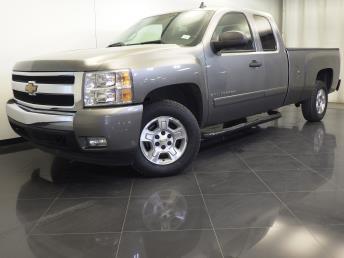 2007 Chevrolet Silverado 1500 - 1310012038