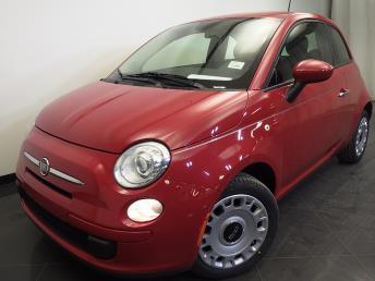 2015 FIAT 500 - 1310012066