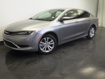2015 Chrysler 200 - 1310012074