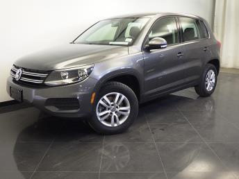 2014 Volkswagen Tiguan - 1310012263