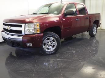 2008 Chevrolet Silverado 1500 - 1310012394