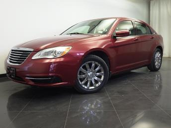 2013 Chrysler 200 - 1310012634