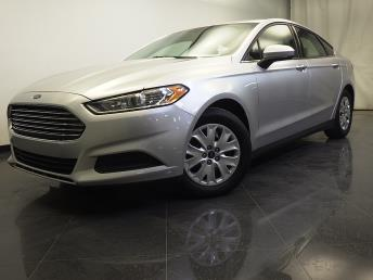 2014 Ford Fusion - 1310012675