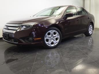 2011 Ford Fusion - 1310012772