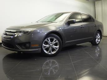 2012 Ford Fusion - 1310012809