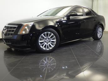 2011 Cadillac CTS - 1310012907