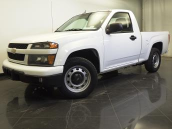 2012 Chevrolet Colorado - 1310012925