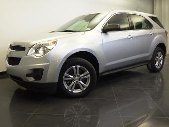 2012 Chevrolet Equinox - 1310012960