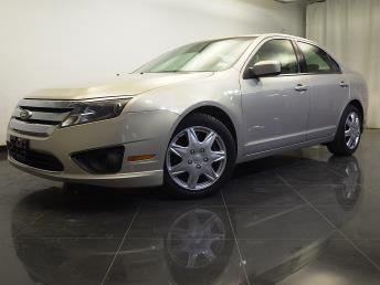 2010 Ford Fusion - 1310013042