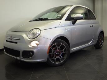 2012 FIAT 500 - 1310013164