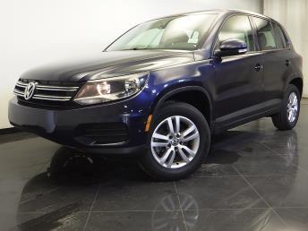 2014 Volkswagen Tiguan - 1310013172