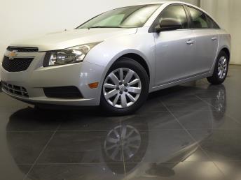 2011 Chevrolet Cruze - 1310013179