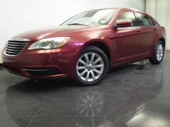 2012 Chrysler 200 - 1310013202