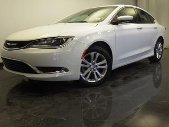 2015 Chrysler 200 - 1310013214