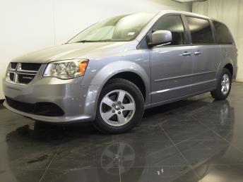 2013 Dodge Grand Caravan - 1310013304