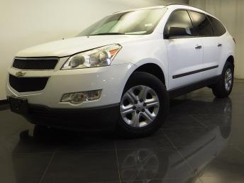 2010 Chevrolet Traverse - 1310013335