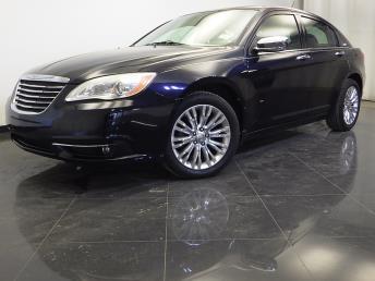 2011 Chrysler 200 - 1310013336