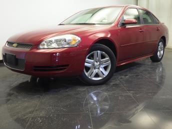 2013 Chevrolet Impala - 1310013389
