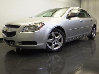 2012 Chevrolet Malibu - 1310013392