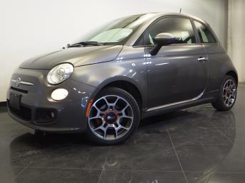 2012 FIAT 500 - 1310013470