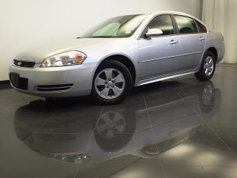 2009 Chevrolet Impala - 1310013741