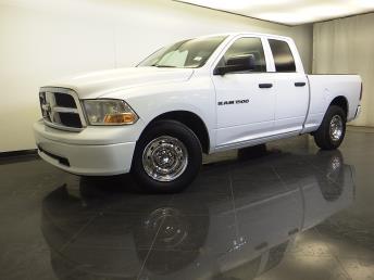 2011 Dodge Ram 1500 - 1310013796