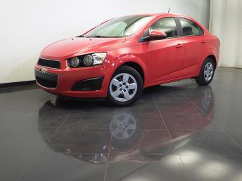 2015 Chevrolet Sonic - 1310013823