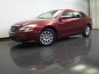 2013 Chrysler 200 - 1310013825