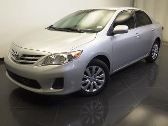 2013 Toyota Corolla - 1310013831