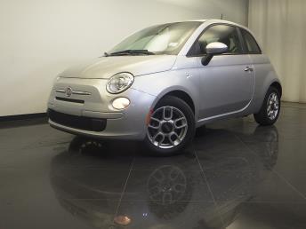 2013 FIAT 500 - 1310013913
