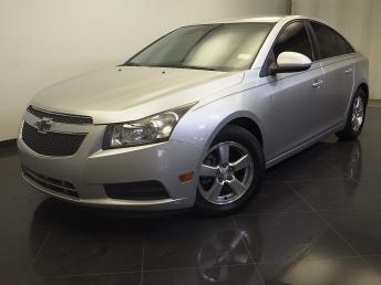 2013 Chevrolet Cruze - 1310014059