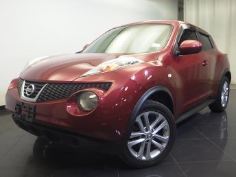 2012 Nissan JUKE - 1310014234