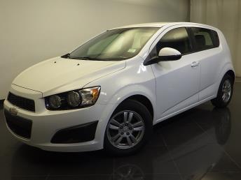 2012 Chevrolet Sonic - 1310014239