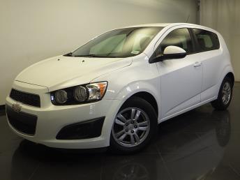 2012 Chevrolet Sonic - 1310014272