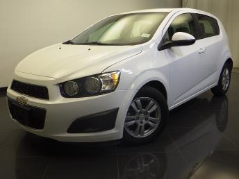 2012 Chevrolet Sonic - 1310014287
