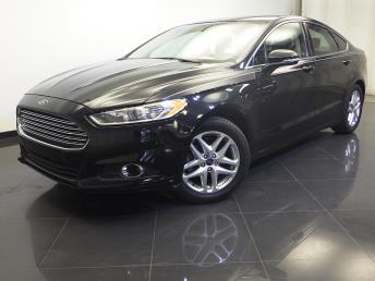 2013 Ford Fusion - 1310014344