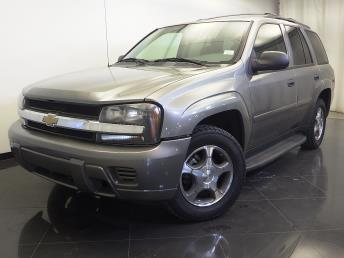 2008 Chevrolet TrailBlazer - 1310014394