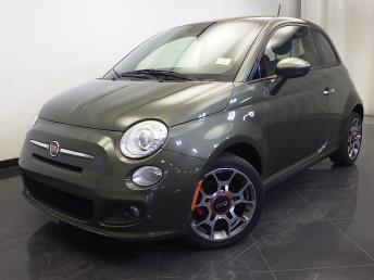 2014 FIAT 500 - 1310014601
