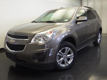 2012 Chevrolet Equinox - 1310014643