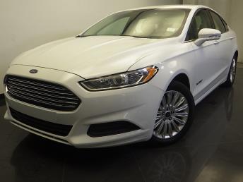 2014 Ford Fusion Hybrid - 1310014750
