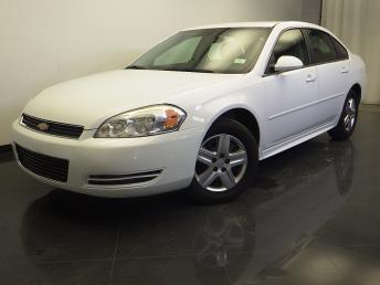 2010 Chevrolet Impala - 1310014755