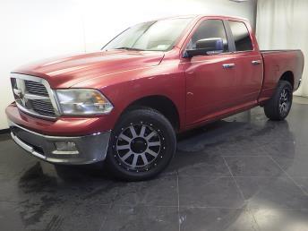 2010 Dodge Ram 1500 - 1310014831
