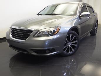 2013 Chrysler 200 - 1310014846