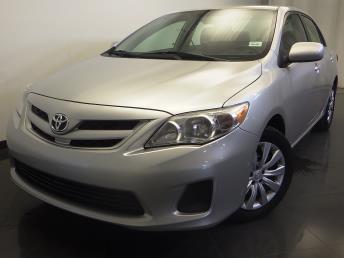 2012 Toyota Corolla - 1310014853