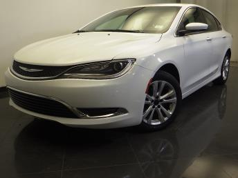 2015 Chrysler 200 - 1310014894