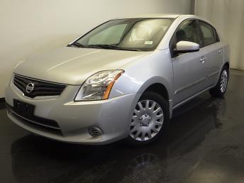 2012 Nissan Sentra - 1310014932