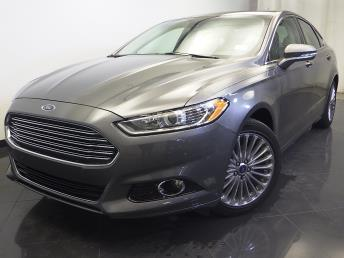 2014 Ford Fusion - 1310015046