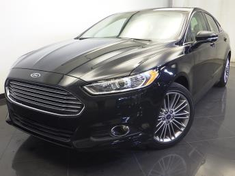2014 Ford Fusion - 1310015047