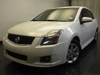2012 Nissan Sentra - 1310015051