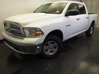 2010 Dodge Ram 1500 - 1310015105